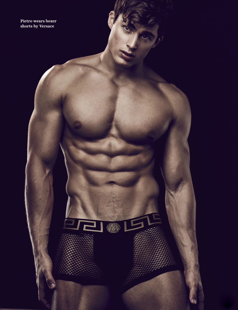 PIETRO BOSELLI FOR ATTITUDE APRIL 2016 – DESIGNS FEVER