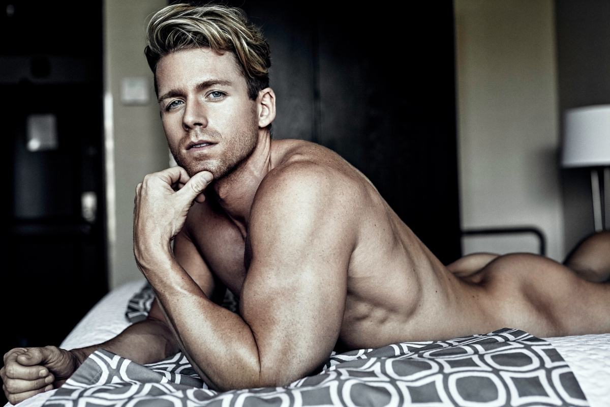 THE SEXY MODEL STEVEN DEHLER BY HAYDEN SU — ADON MAGAZINE